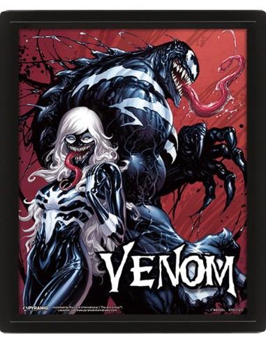 Poster 3D Venom