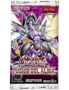 Yu-Gi-Oh! Fusión del Alma. Sobre