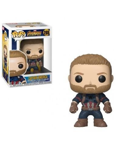 Pop Captain America. Age of Ultron