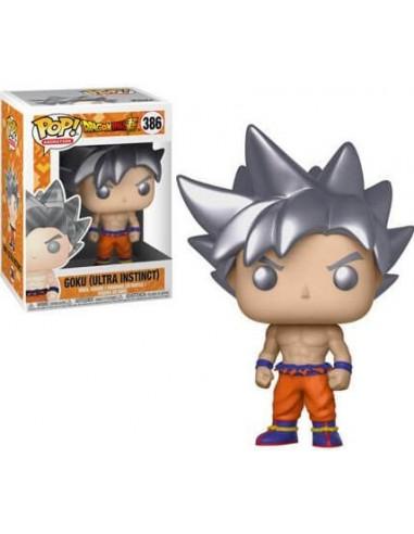 Pop Goku Ultra Instinto. Dragon Ball Super