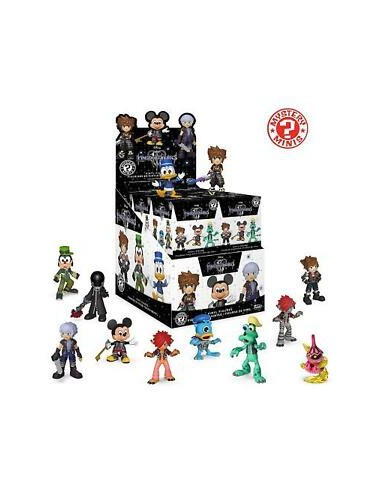 Mystery Minis Kingdom Hearts 3