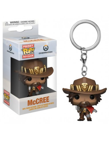 Pop Keychain Tracer . Overwatch