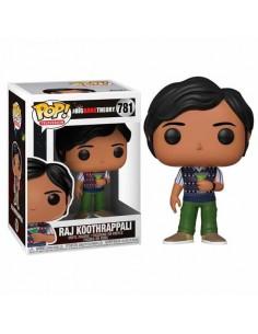 Pop Raj. The Big Bang Theory