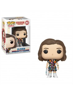 Pop Eleven in Mall Outfit. Stranger Things