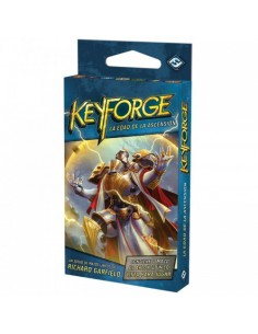 Keyforge: La Edad de la Ascension. Mazo de Arconte.