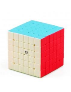 Qiyi Qifan 6x6x6 Sin pègatinas.
