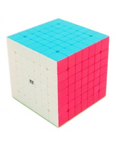 Qiyi Qixing 7x7x7 Stickerless.