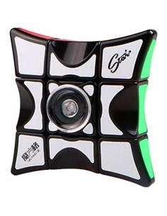 MFG 3x3x1 Super Floppy Spinner. Black Body