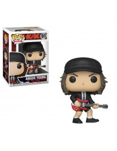 Pop Angus Young. ACDC