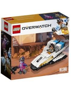 Lego Overwatch: Tracer vs Widowmaker