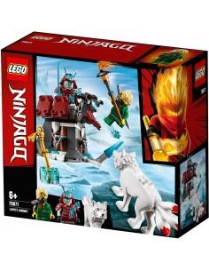 Lego Ninjago: Viaje de Lloyd
