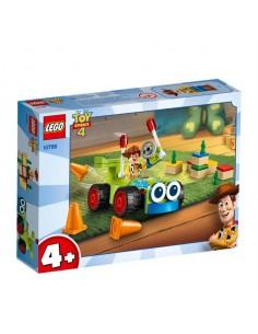 Lego Toy Story 4: Woody y RC