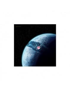 Tapete X-Wing Estrella de la Muerte (3´x 3´)