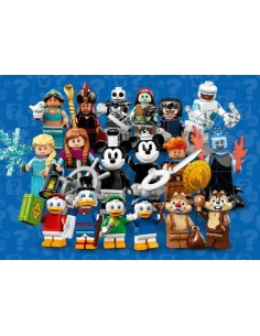 Lego Minifigures. Series Nº23. Disney 2. Booster pack