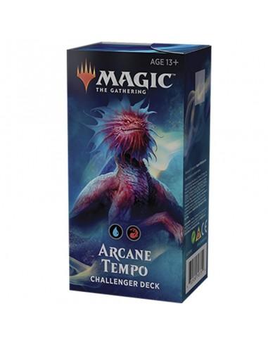 Magic. Challenger Deck Arcane Tempo