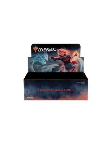 Magic 2020. Booster Box (36) Spanish