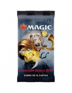 Magic 2020. Booster Pack (15) Spanish