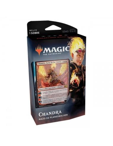 Magic 2020. Chandra