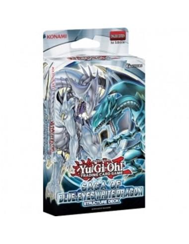 Yu-Gi-Oh! Blue Eyes White Dragon Structure Deck [ENG]