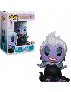Pop Ursula. La sirenita