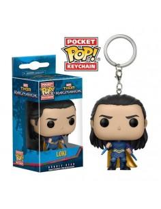 Llavero Pop Loki. Thor Ragnarok