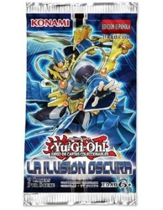 Yu-Gi-Oh! La Ilusión Oscura. Booster Pack