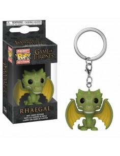 Keychan Pop Rhaegal. Game of Thrones