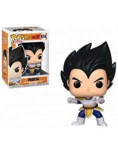 Pop Vegeta. Dragon Ball