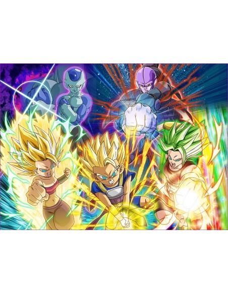 Dragon Ball Super TCG: Expert Deck. Universe 6 Assailants