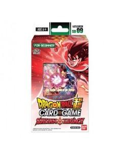 Dragon Ball Super TCG: Starter Deck. Saiyan Legacy