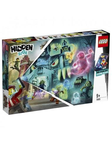 Lego. Instituto Encantado de Newbury. Hidden Side