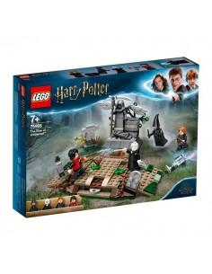 Lego. Alzamiento de Voldemort. Harry Potter