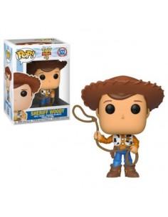 Pop Sheriff Woody. Toy Story 4