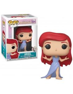 Pop Ariel Vestido morado. La sirenita 30 Aniversario.