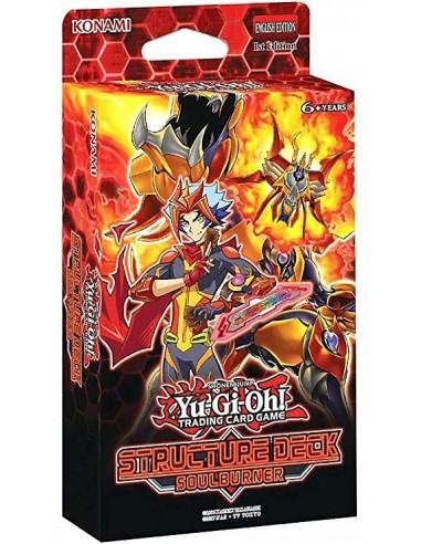 Yu-Gi-Oh! Soulburner. Structure Deck