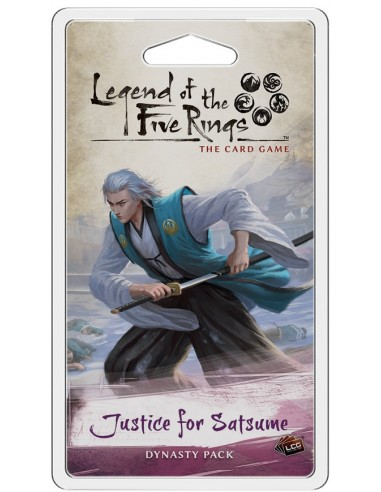 L5R Lcg. 3.3: Justice for Satsume
