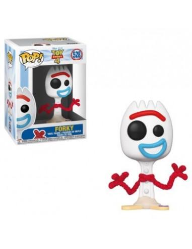 Pop Forky. Toy Story 4