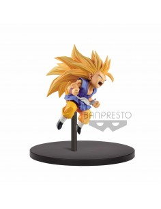 Figura Banpresto. Son Goku Super Saiyan 3