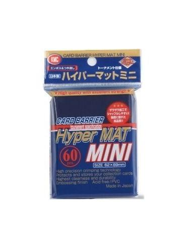 Fundas KMC Hyper Mat Azules