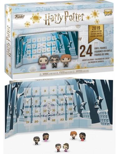 Calendario de Adviento Harry Potter