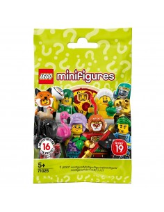 Lego Minifigures. Series 19. Booster