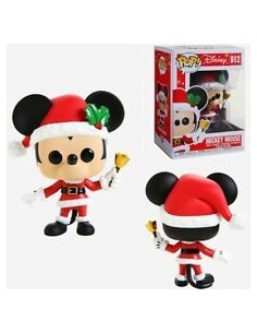 Pop Mickey Mouse Christmas. Disney Holiday
