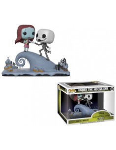 pop Under The Moonlight. The Nightmare Before Christmas