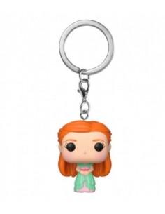 Llavero Pop Ginny Weasley (Yule). Harry Potter