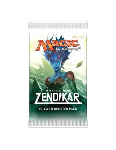 Battle of Zendikar Booster (Spanish)