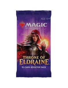 Magic. Throne of Eldraine. Sobre (15)