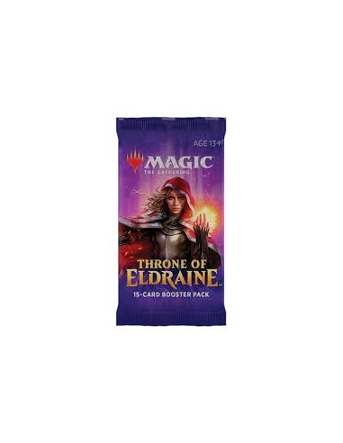 Magic. Throne of Eldraine. Booster Pack (15)