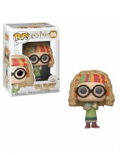 Pop Sybill Trelawney. Harry Potter