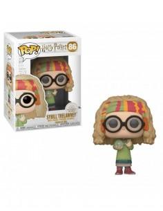 Pop Sybill Trelawney. Harry Potter