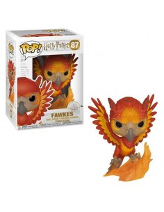 Pop Fawkes. Harry Potter